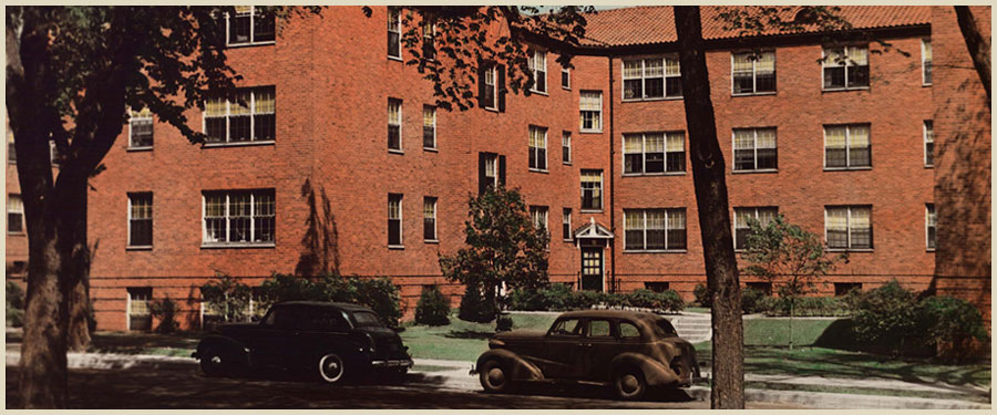 Fair Oaks Apt History - Minneapolis, MN