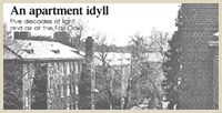 Fair Oaks Apts History Article